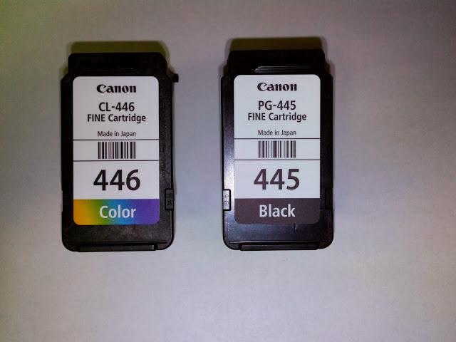 Как заправить картридж для Canon PIXMA MG2440 (CL-446 и PG)